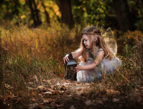 Children's Fairy Sessions- Lethbridge Children's Photography