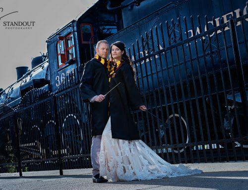 Shane & Mandie – Lethbridge Norland Wedding- Harry Potter Theme