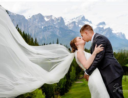 Joe & Ashley ~ Canmore Wedding